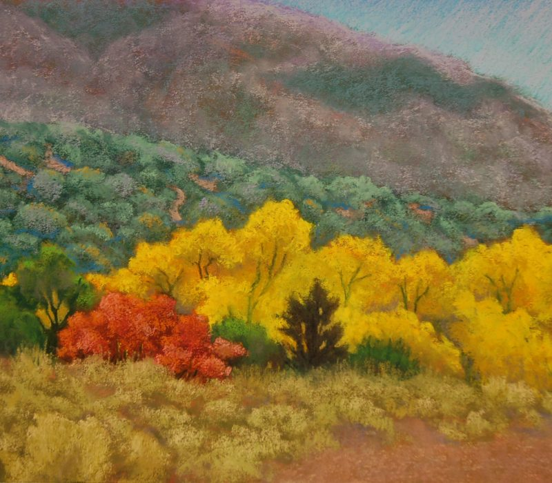 Diane Stover - Tendoy Fine Art Gallery - Escalante Autumn