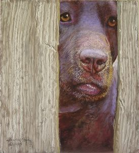 Diana Stover - Tendoy Fine Art Gallery - Cookie Dog